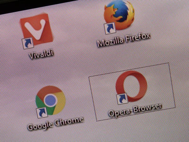 Bild zu Browser-Auswahl