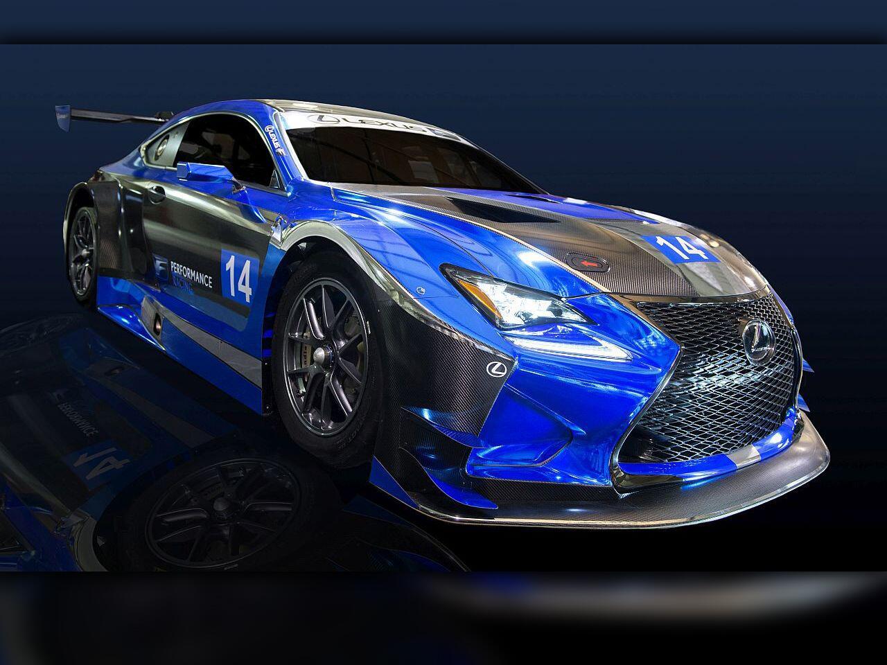Bild zu F Performance Lexus RC F GT3