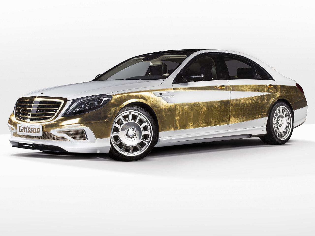 Bild zu Mercedes S-Klasse von Carlsson