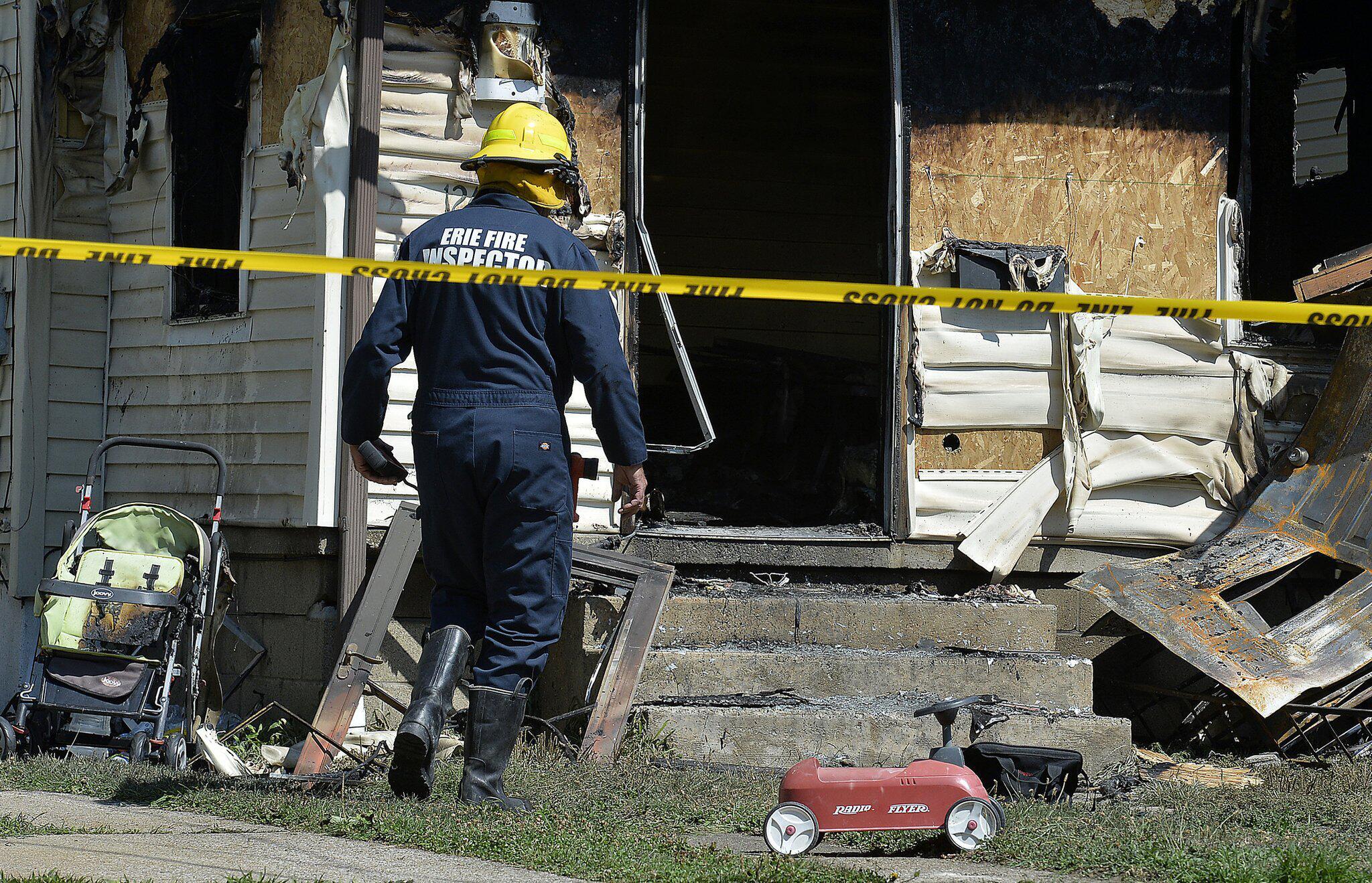 Bild zu Fünf Kinder sterben bei Kita-Brand in den USA