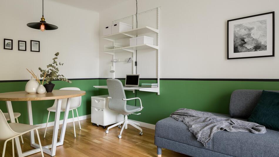 Praktisch, Möbel, kleine Räume, Wohnung, Zuhause, gemütlich, klappbett, kla