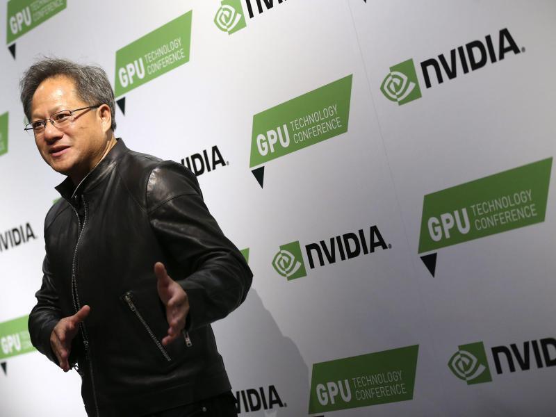 Bild zu Nvidia