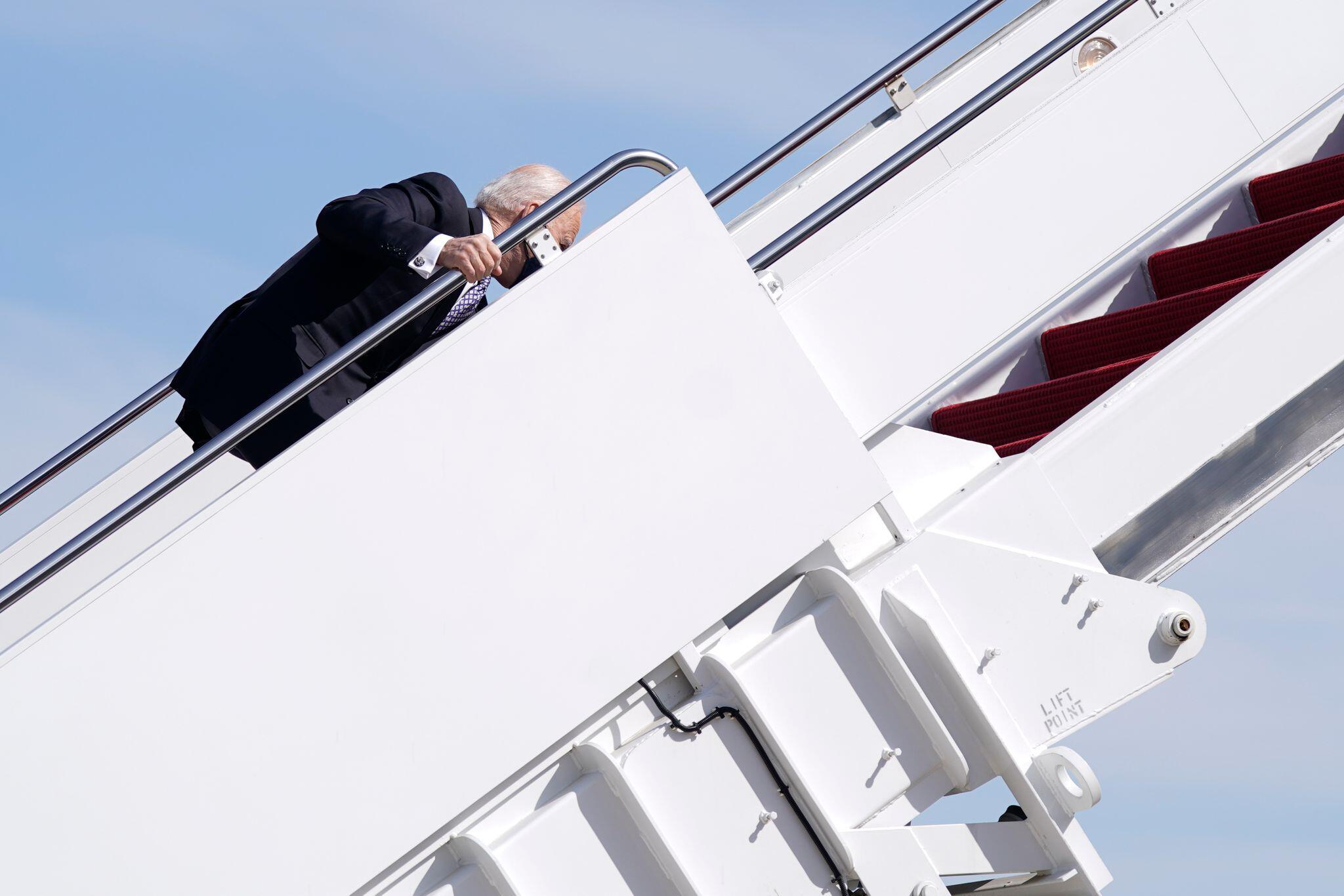 Bild zu US-Präsident Biden