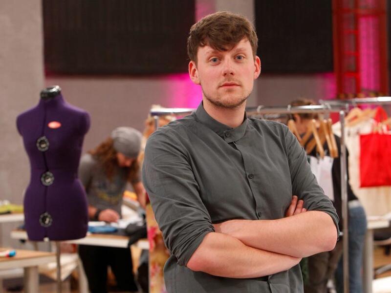 Bild zu Tim Labenda ist Designer in der ProSieben-Show Fashion Hero
