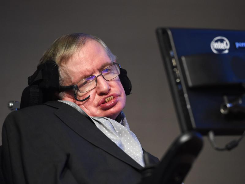 Bild zu Hawking