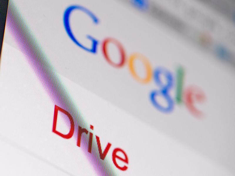 Bild zu Google Drive