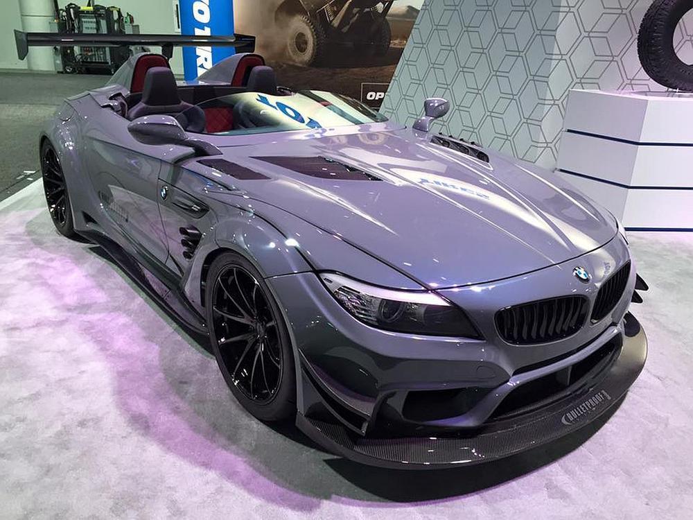 Bild zu BMW Z4 GT Continuum von Bulletproof