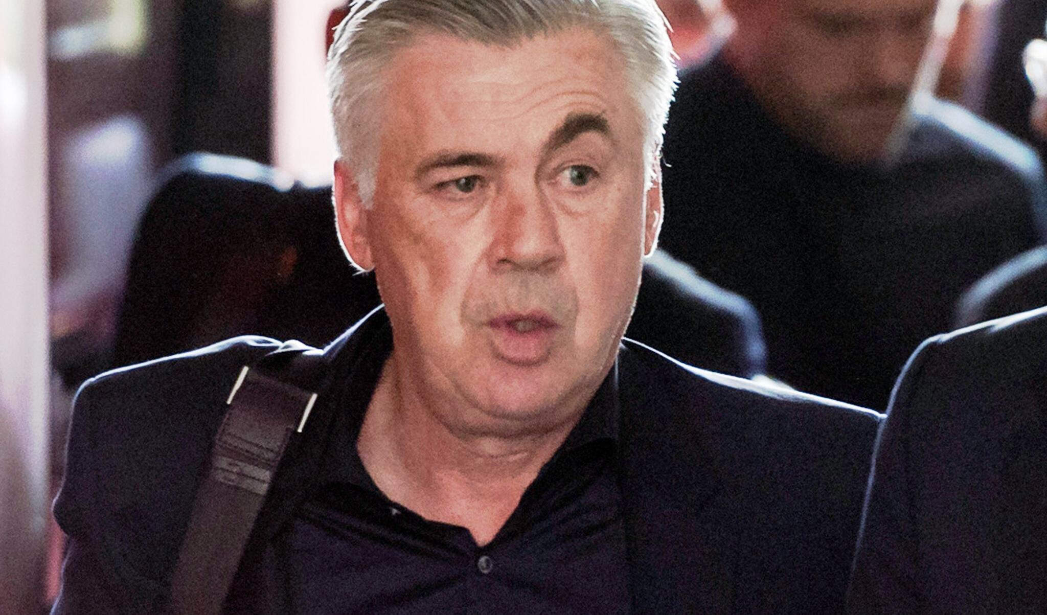 Bild zu Carlo Ancelotti