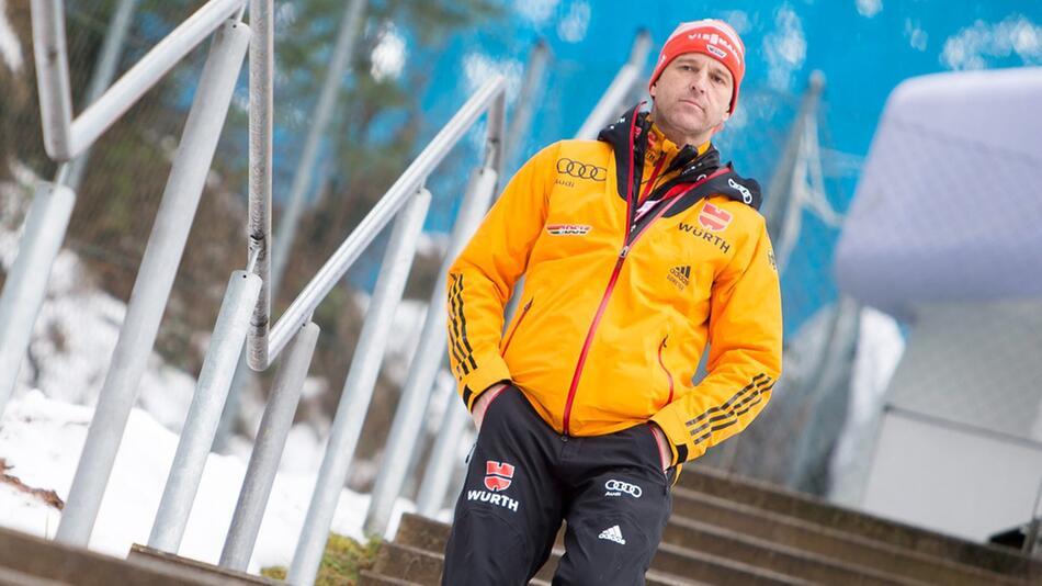 Werner Schuster, Innsbruck, Bergisel, Vierschanzentournee, Skispringen, Bundestrainer, DSV