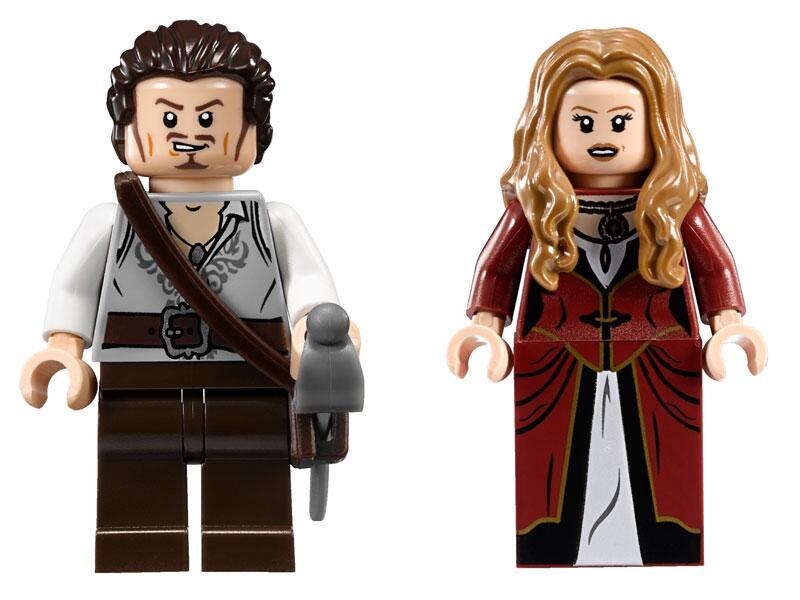 Bild zu Will und Elizabeth