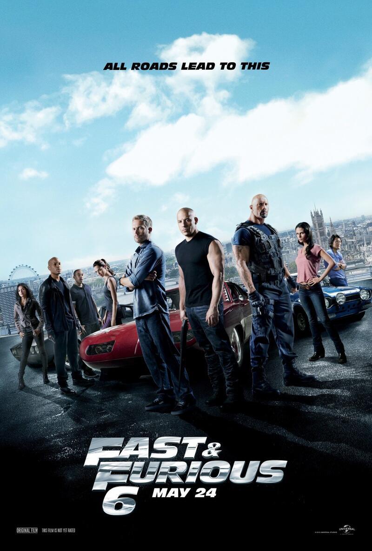 "Bild zu Platz 8: ""Fast & Furious 6"""