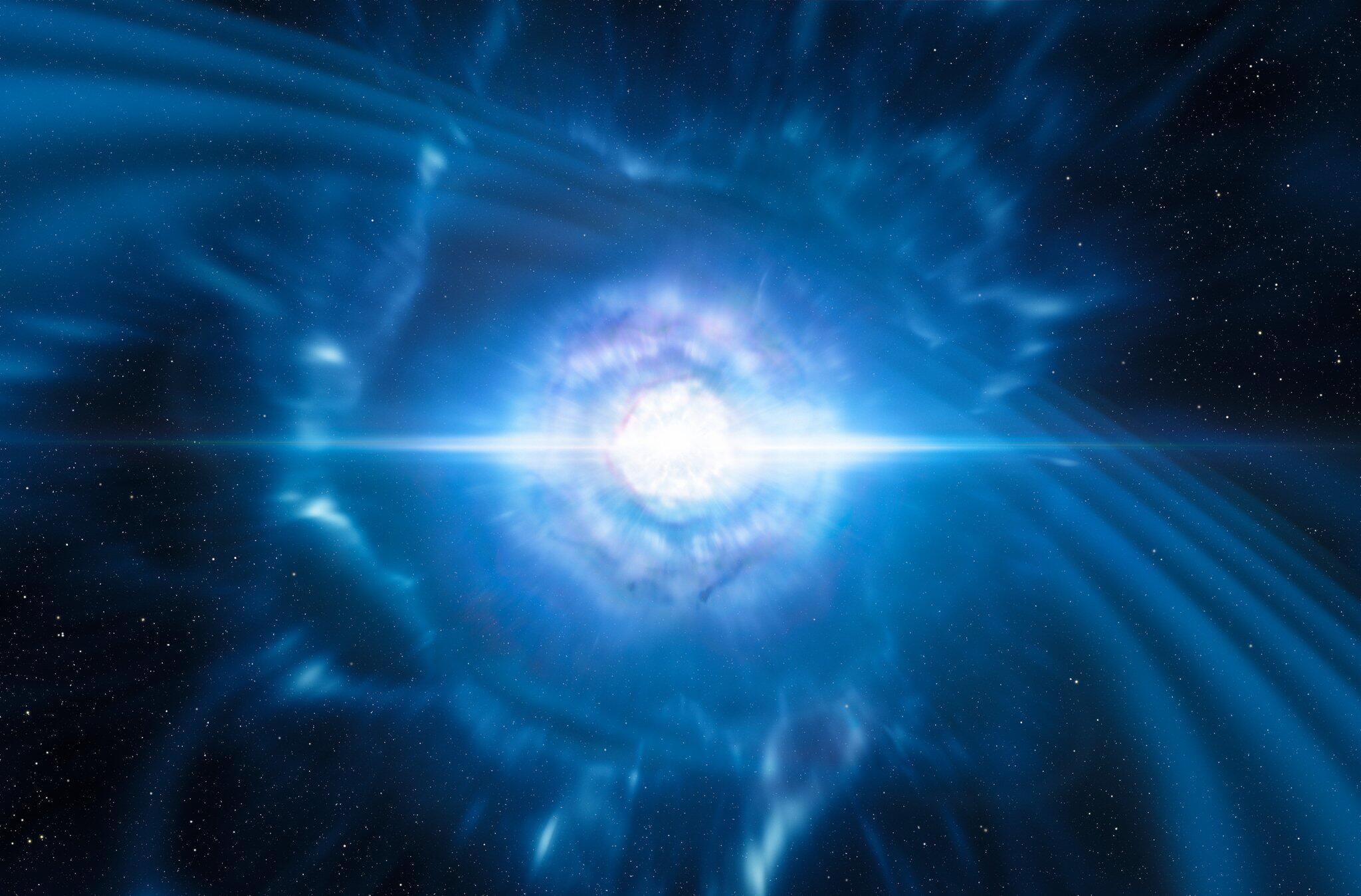 Bild zu Neutronensterne