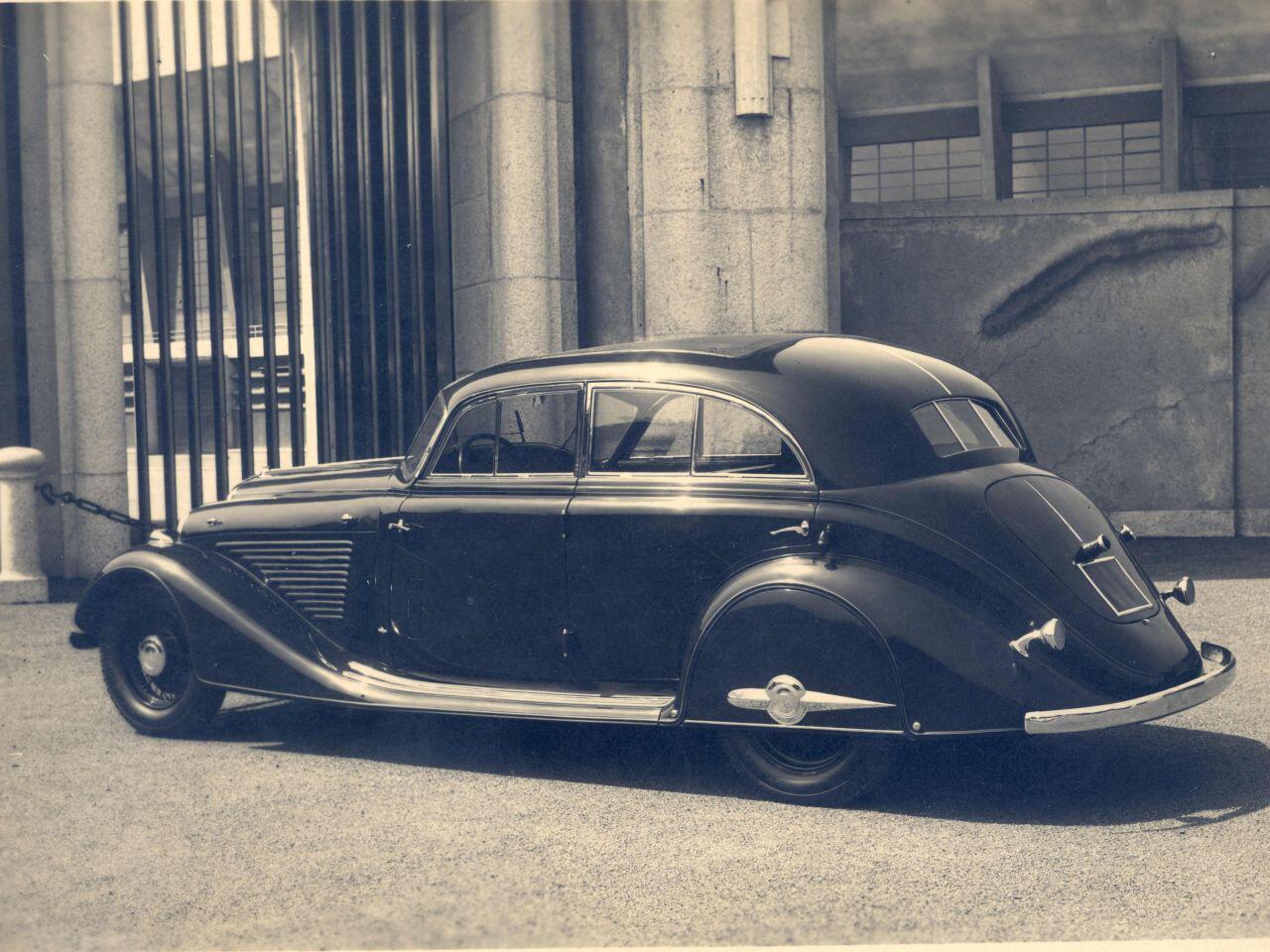 Bild zu Fiat 2500 Ardita von 1934