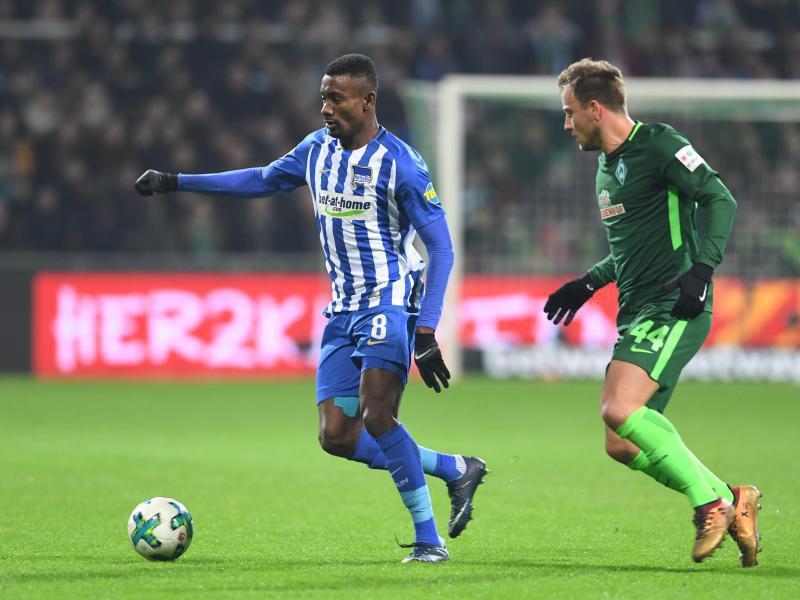 Bild zu Werder Bremen - Hertha BSC Berlin