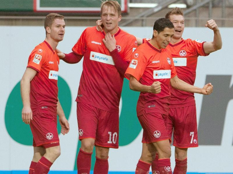 Bild zu 1. FC Kaiserslautern - SV Sandhausen