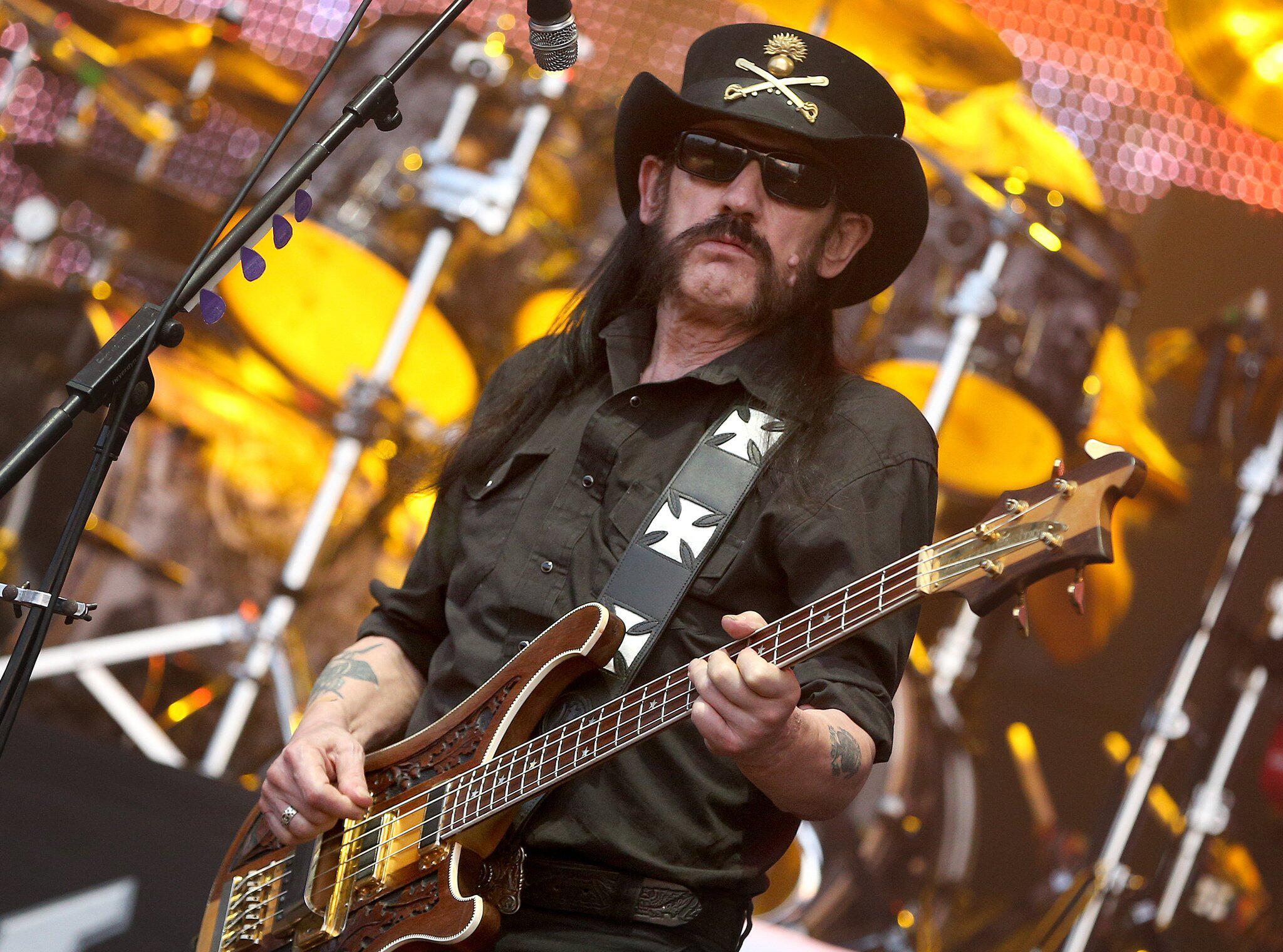 Bild zu Motörhead - Lemmy Kilmister