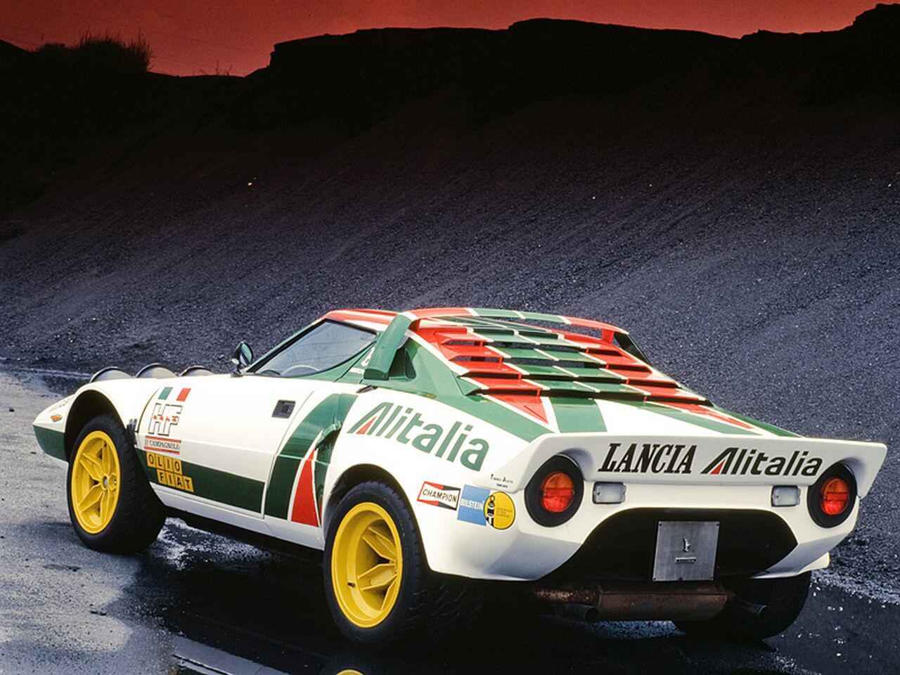 Bild zu Lancia Stratos HF von 1975