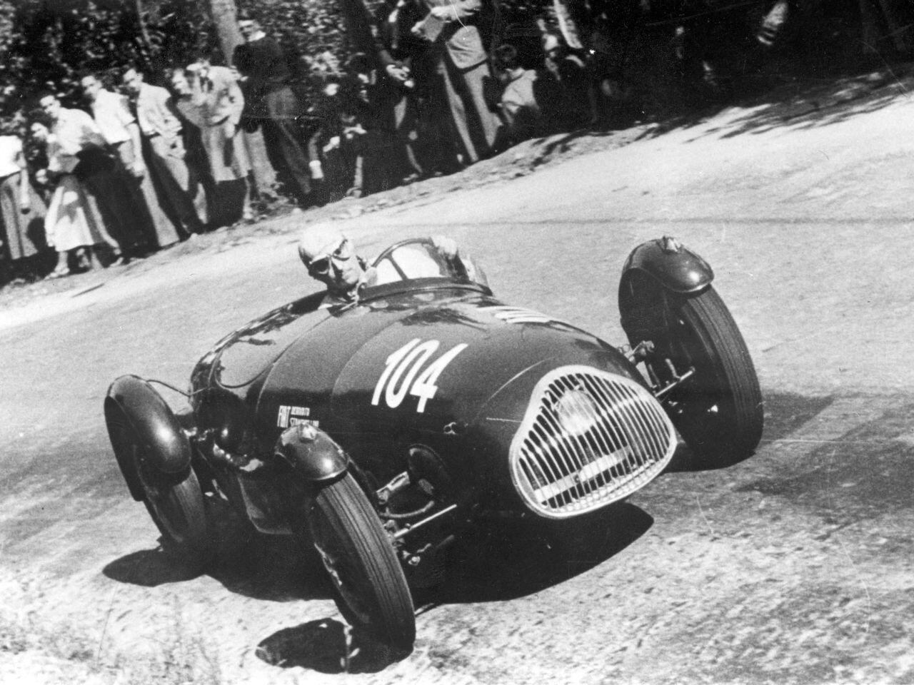 Bild zu Fiat 1100 Stanguellini von 1948