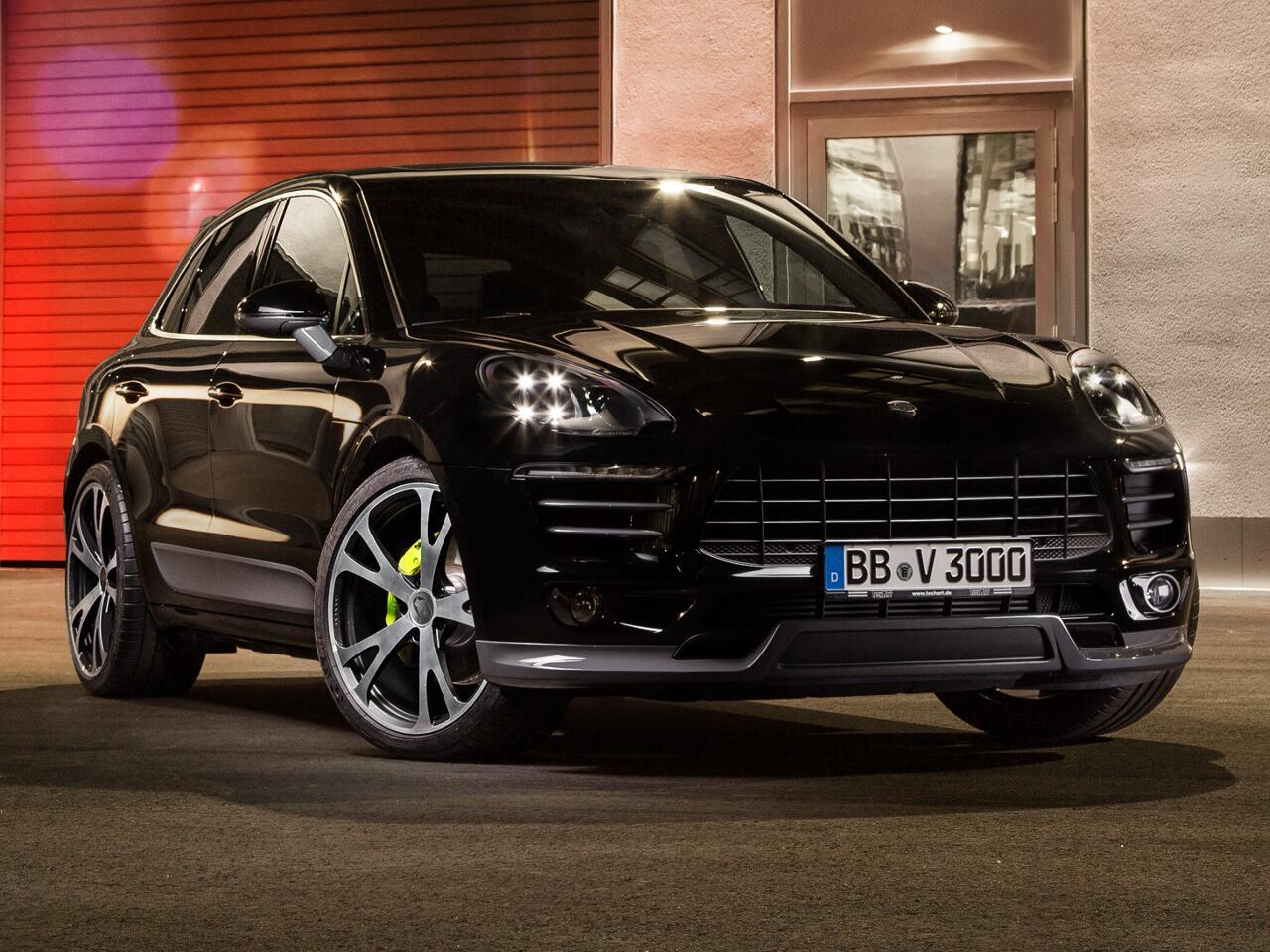 Bild zu Techart Porsche Macan