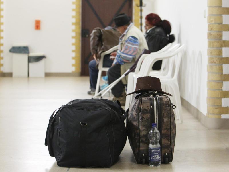 Bild zu Abgelehnte Asylbewerber