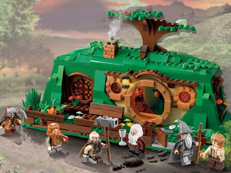 Bild zu Der kleine Hobbit