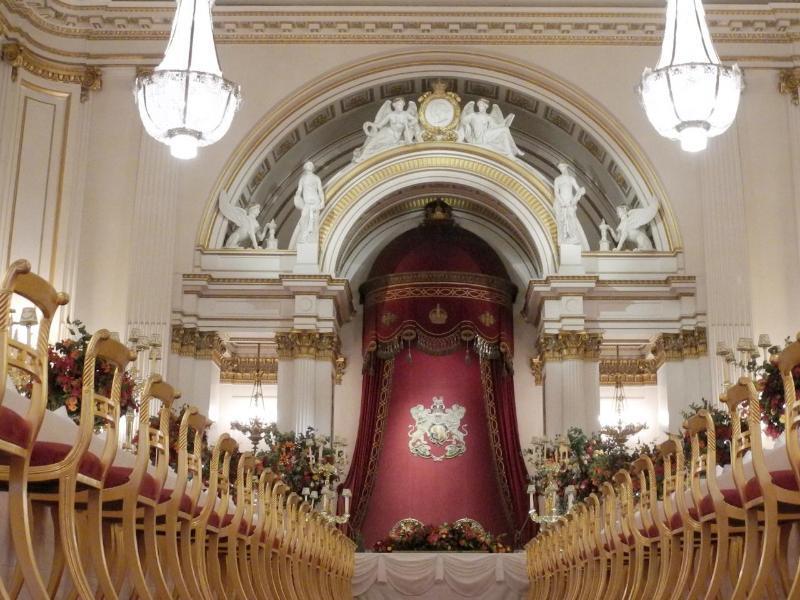 Bild zu Buckingham-Palast