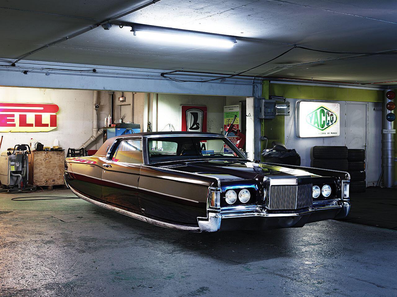 Bild zu Lincoln Continental