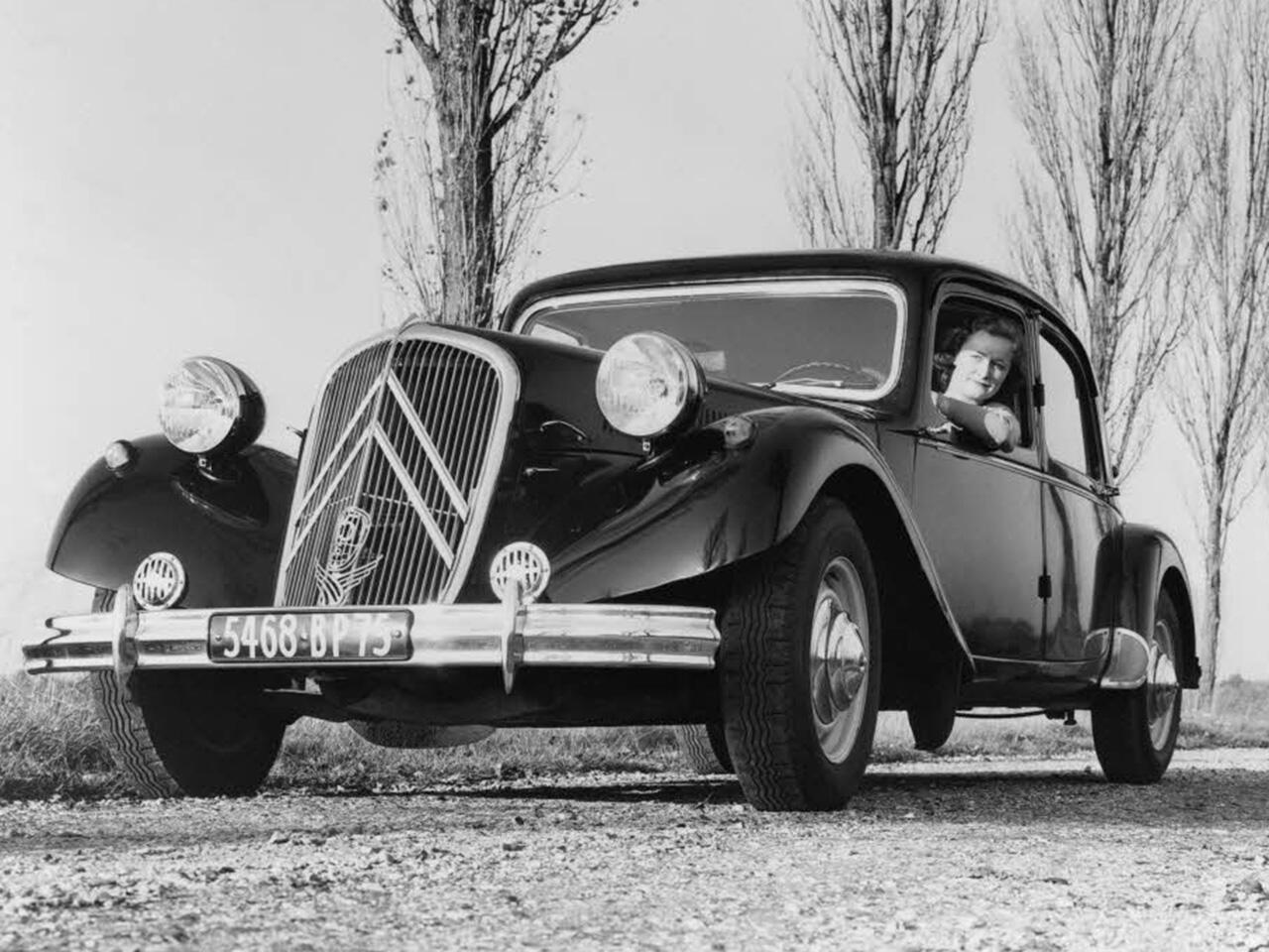 Bild zu Citroën Traction Avant