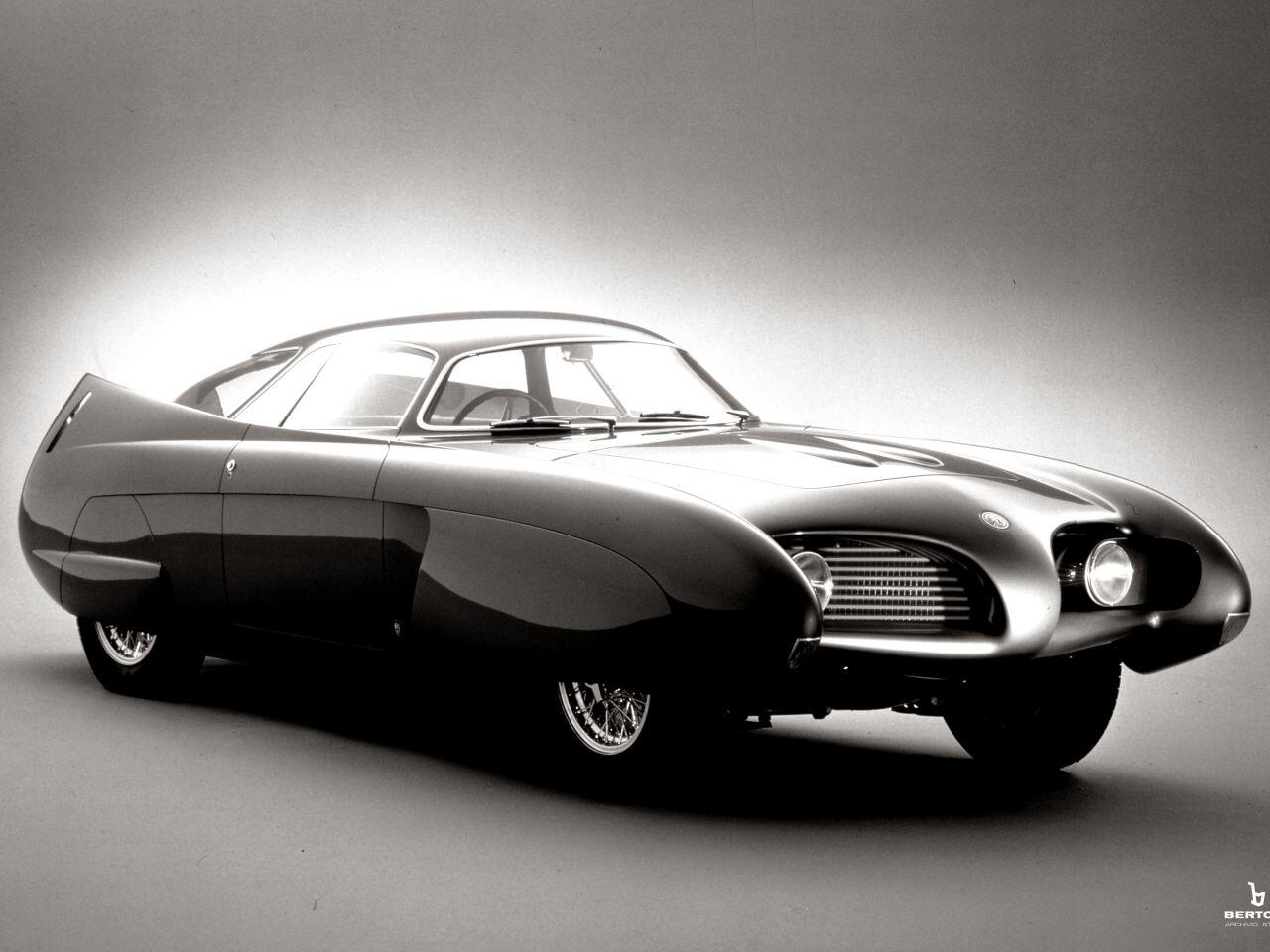Bild zu Alfa Romeo BAT von 1953
