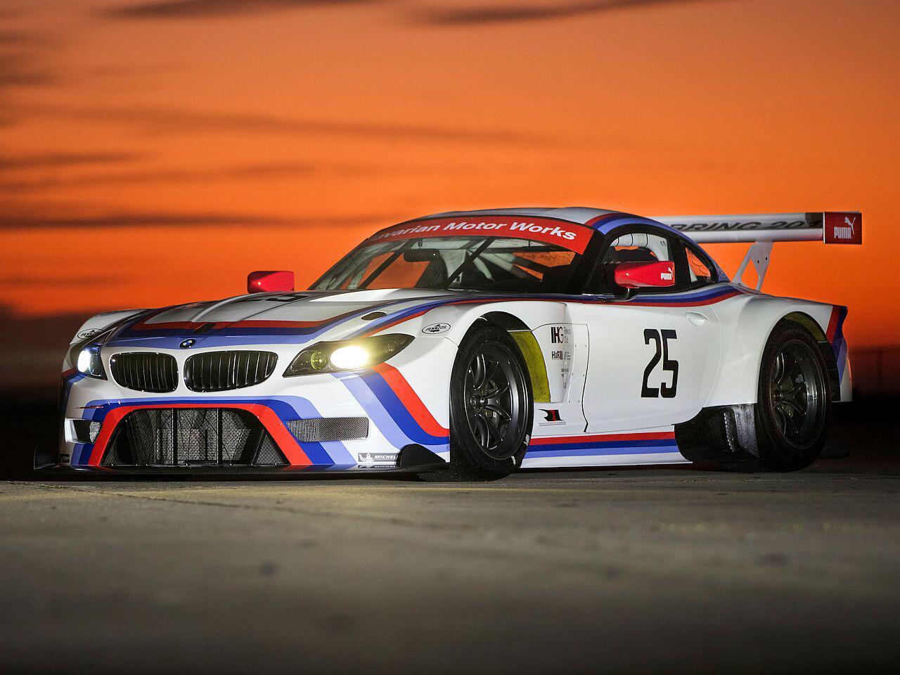 Bild zu BMW Z4 GTLM