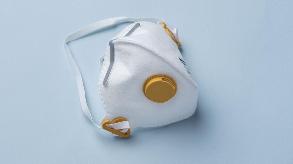 Coronavirus - Illustration Schutzausrüstung