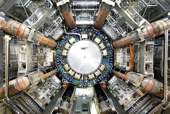 Bild zu LHC