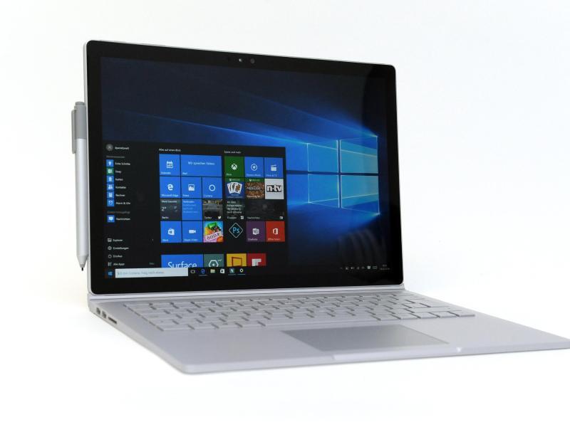 Bild zu Notebook und Tablet in einem