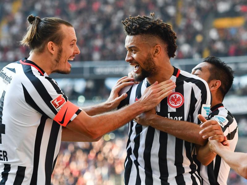 Bild zu Eintracht Frankfurt - Hertha BSC Berlin