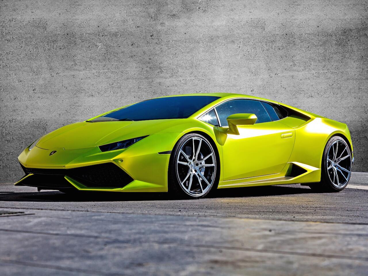 Bild zu Lamborghini Huracán von xXx Performance