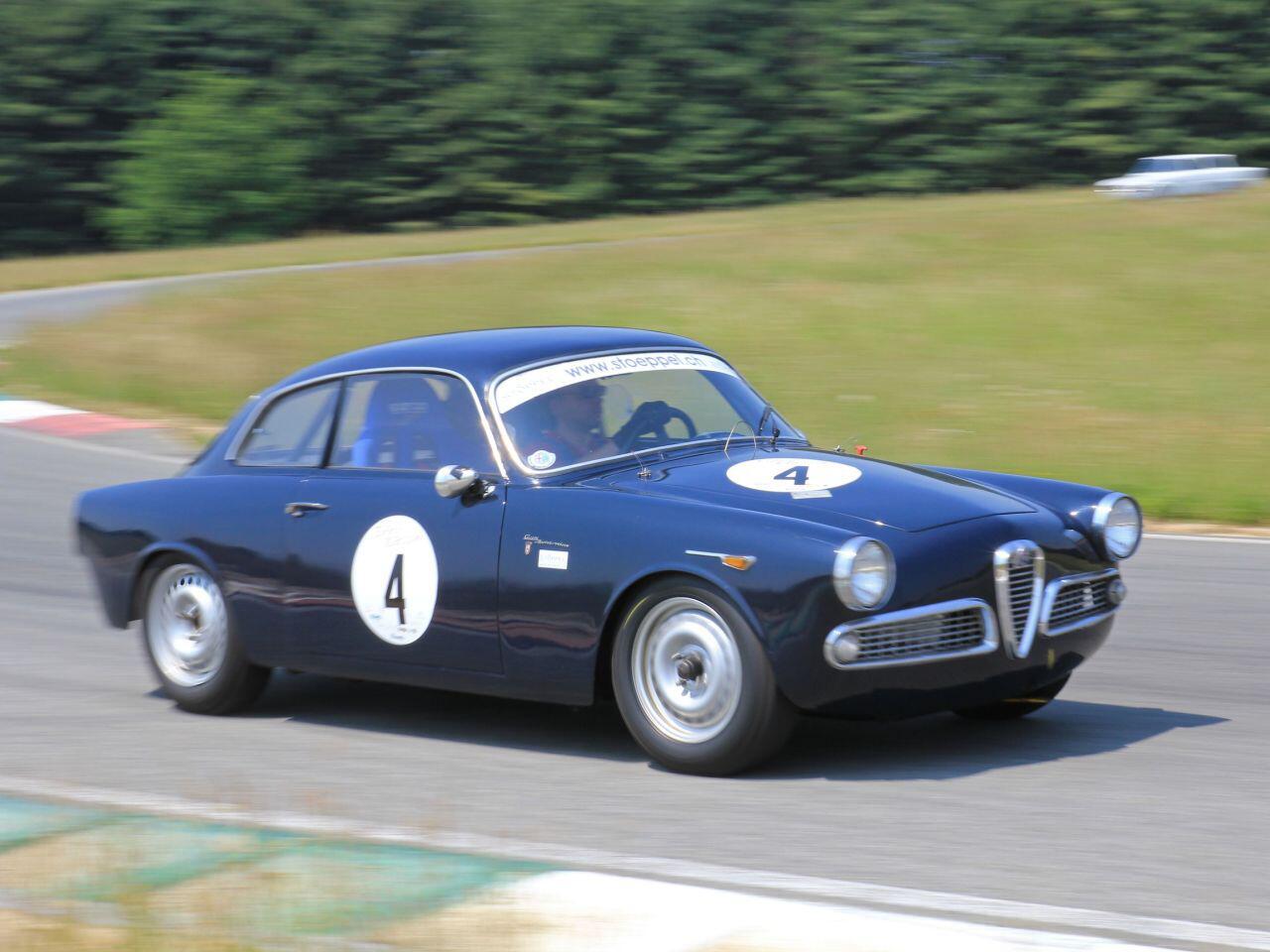Bild zu Alfa Romeo Giulietta Sprint Veloce