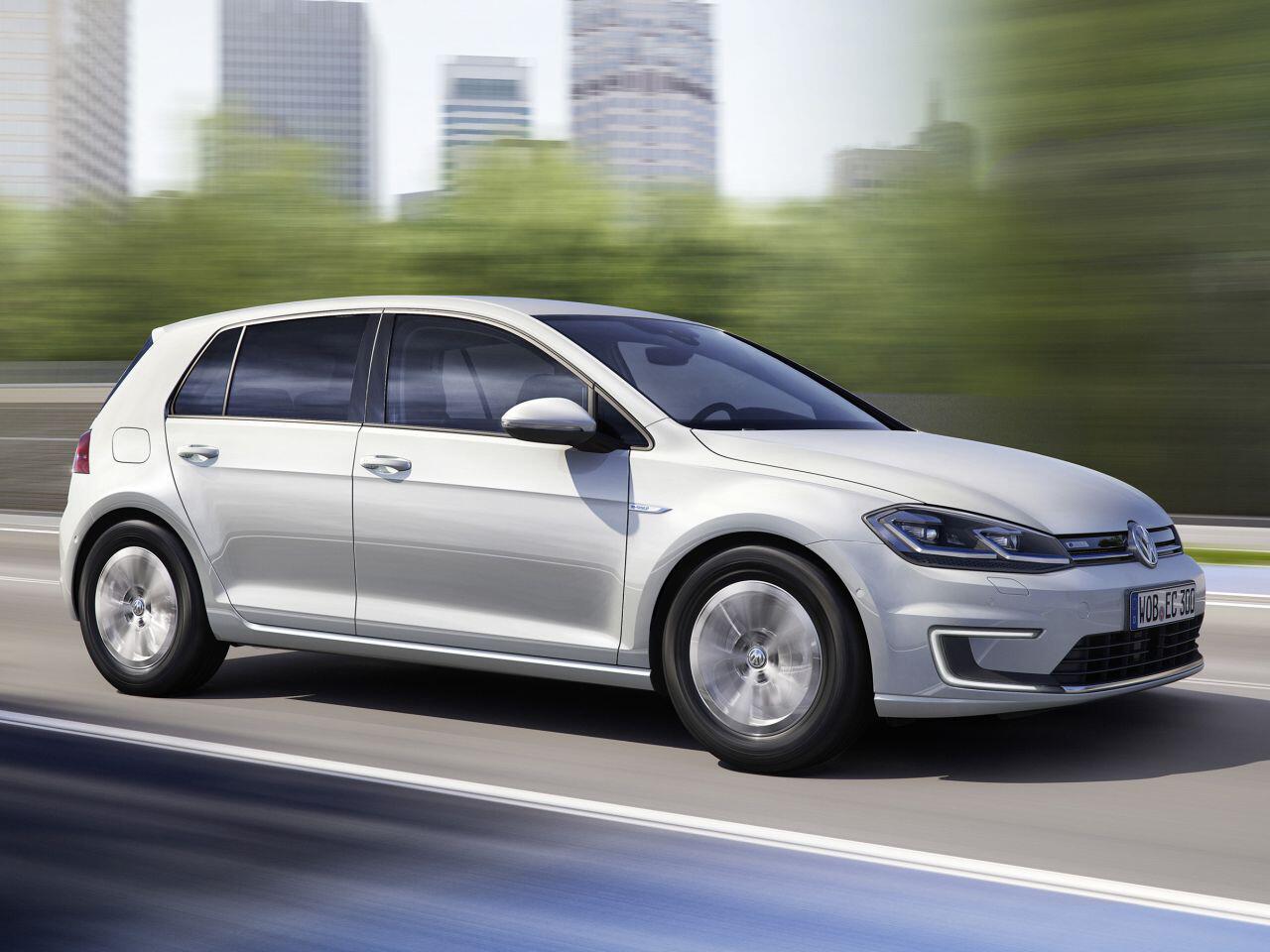 Bild zu VW E-Golf