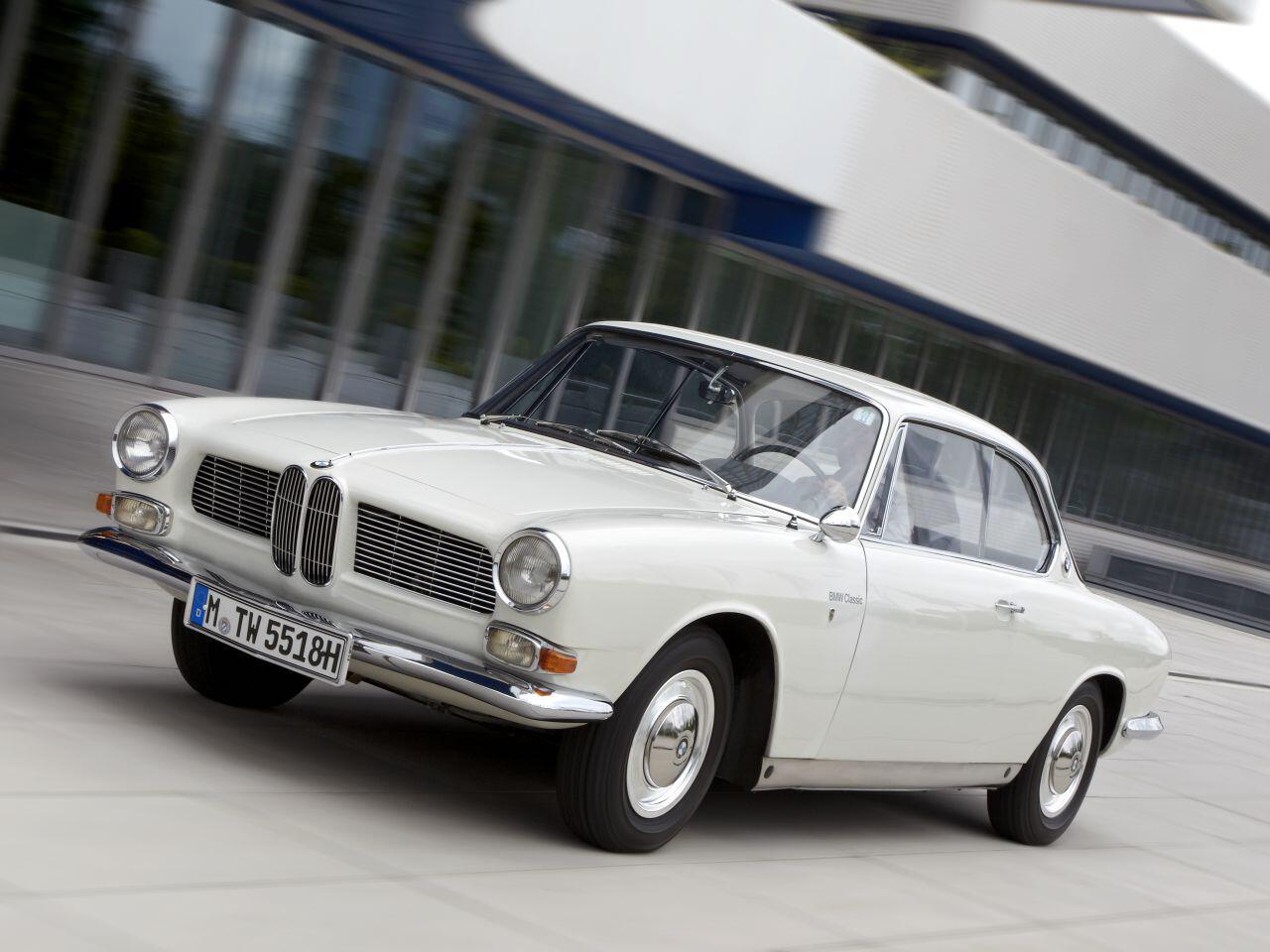 Bild zu BMW 3200 CS Bertone von 1965