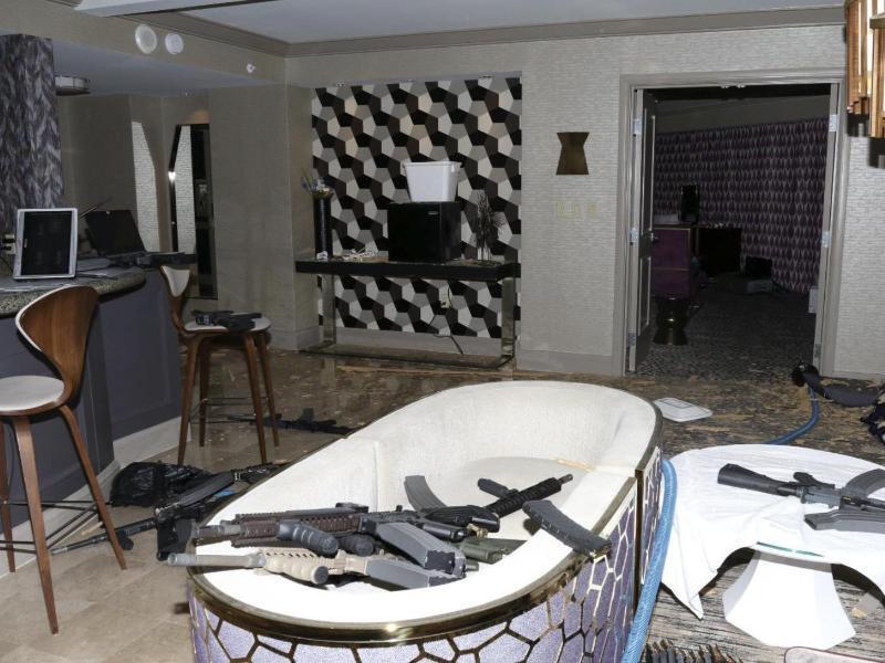 Bild zu Waffen im Zimmer