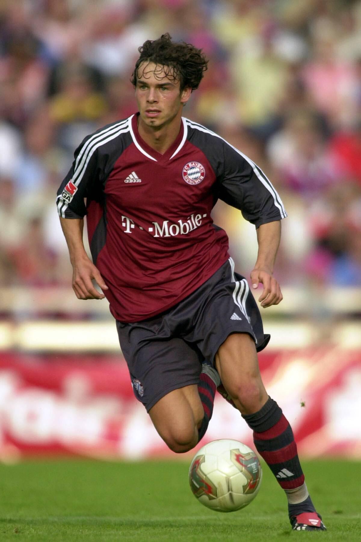 Bild zu Markus Feulner, FC Bayern,