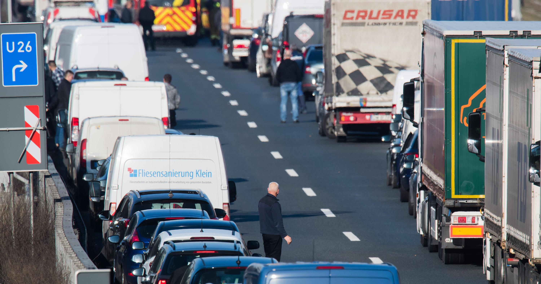 Bild zu Autobahn