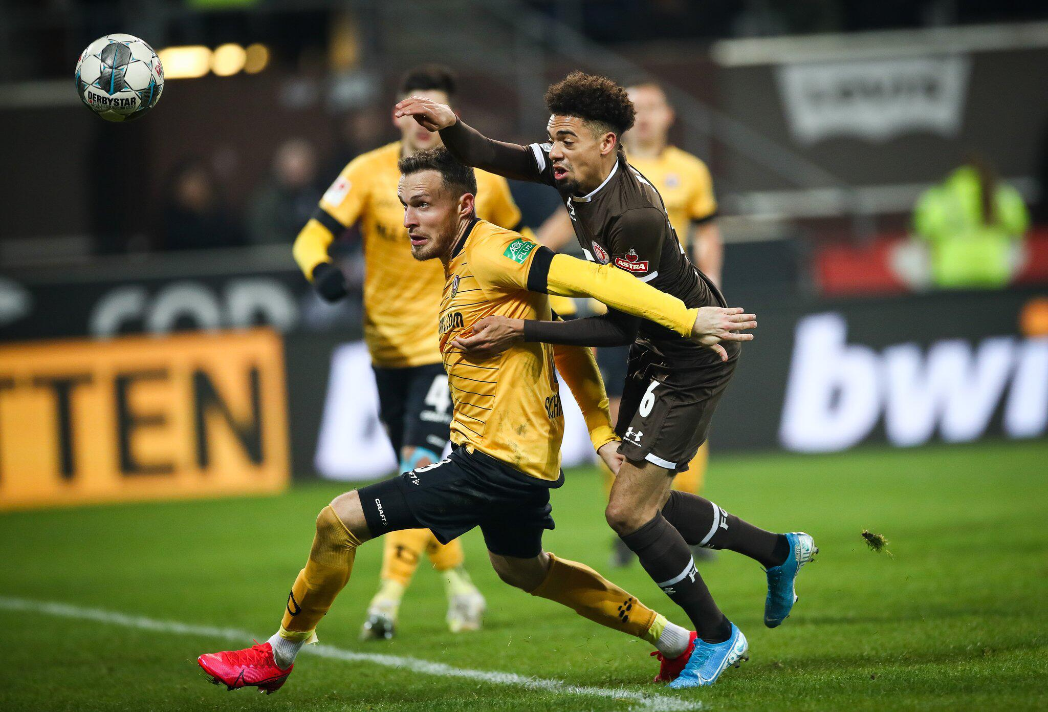 Bild zu FC St. Pauli - Dynamo Dresden