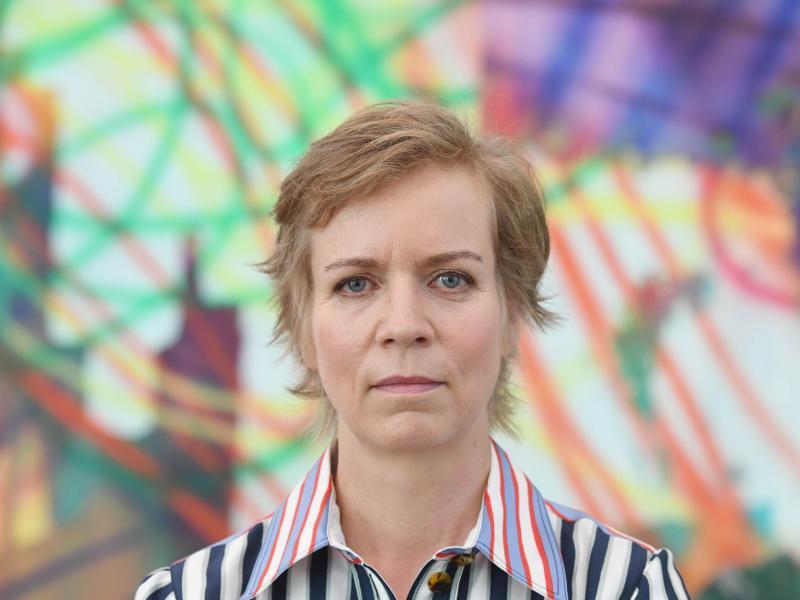 Bild zu Katharina Grosse