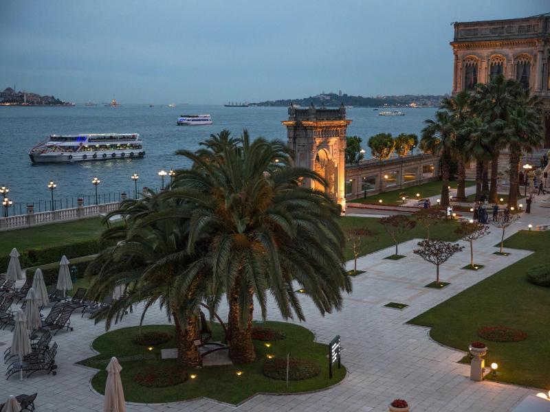 Bild zu Ruhe am Bosporus