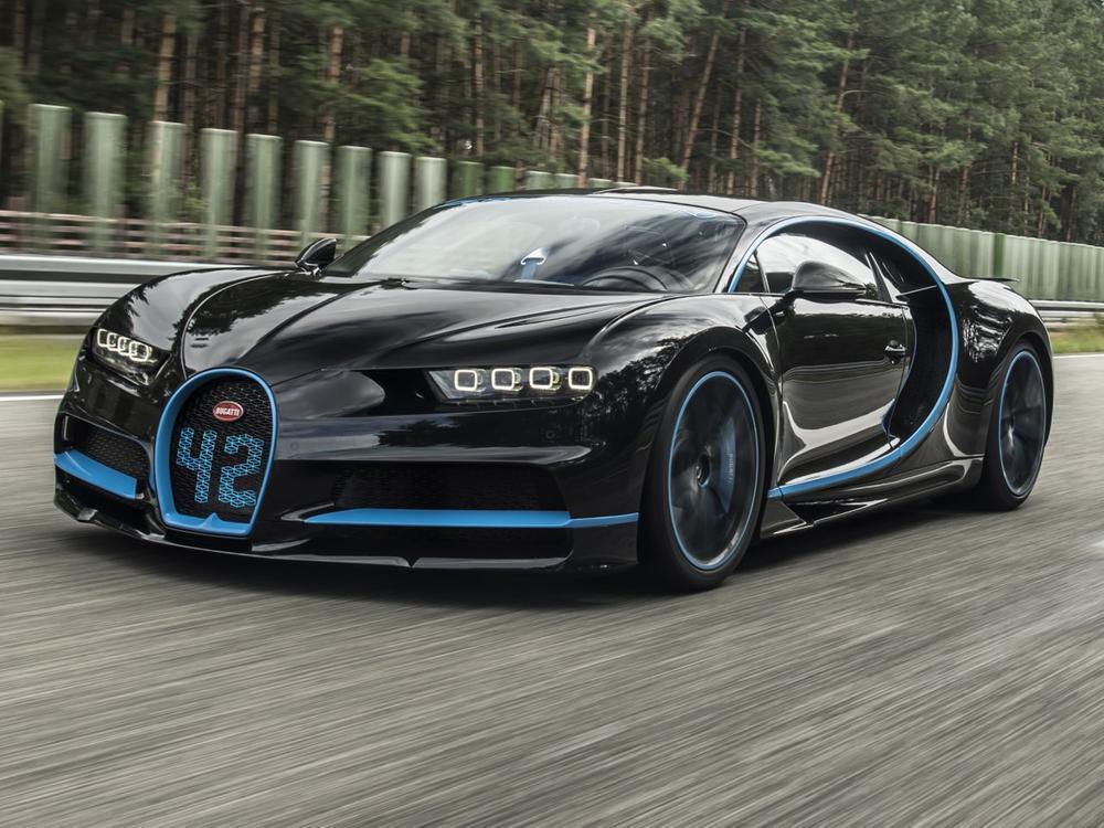Bild zu Bugatti Chiron