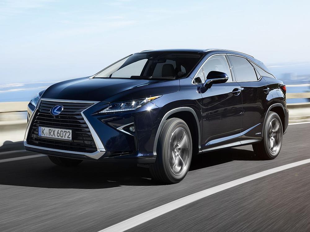 Bild zu Lexus RX
