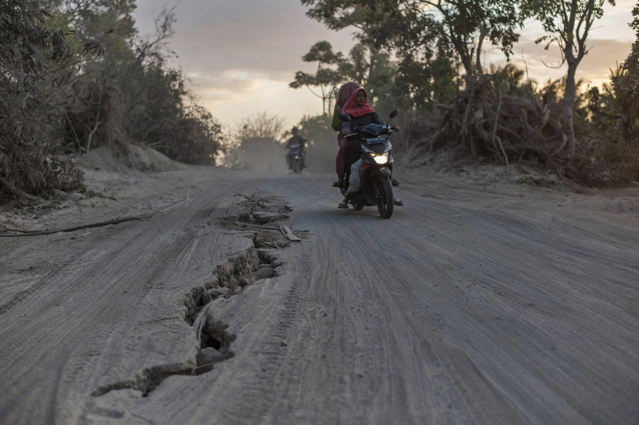 Bild zu Erdbeben in Indonesien