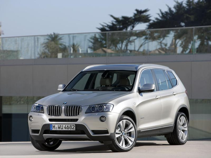 suv mit sportverletzungen der bmw x3 als gebrauchter web de. Black Bedroom Furniture Sets. Home Design Ideas
