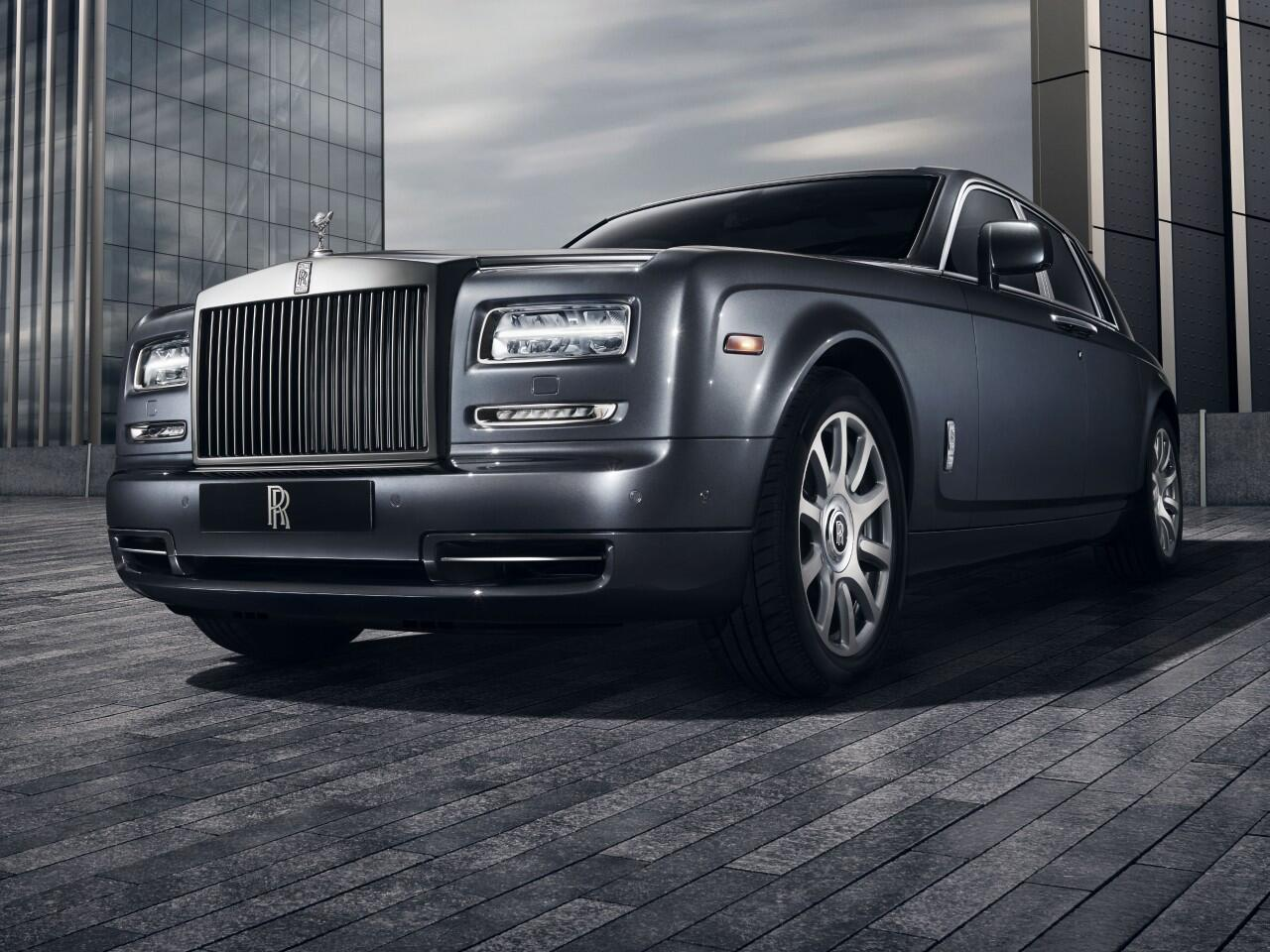 Bild zu Rolls-Royce Phantom Metropolitan Collection