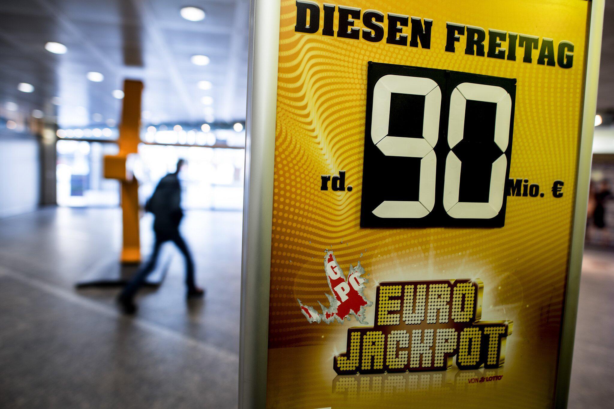 Bild zu Eurojackpot